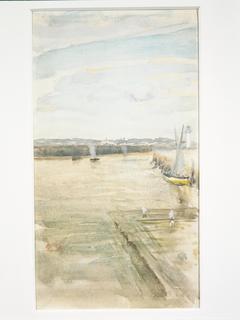 Scene on the Mersey