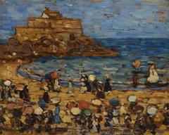 Seascape–St. Mâlo