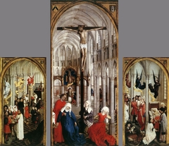 Seven Sacraments Altarpiece