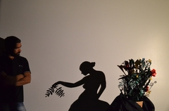 shadow art..''Polymnia''