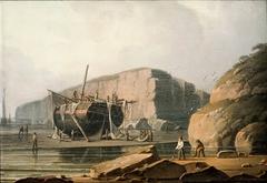 Ship Aground