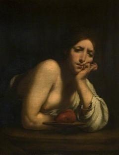 Sigismunda with the Heart of Guiscardo