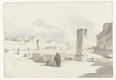 Stadsgezicht in Giovenazzo