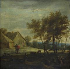 Surrounding of village