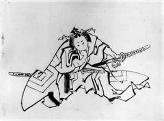 The Actor Danjuro as Shibaraku