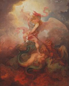 The Angel Binding Satan