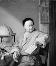 The Artist's Father, the Painter Willem van Mieris