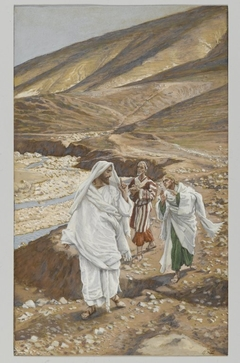 The Calling of Saint John and Saint Andrew
