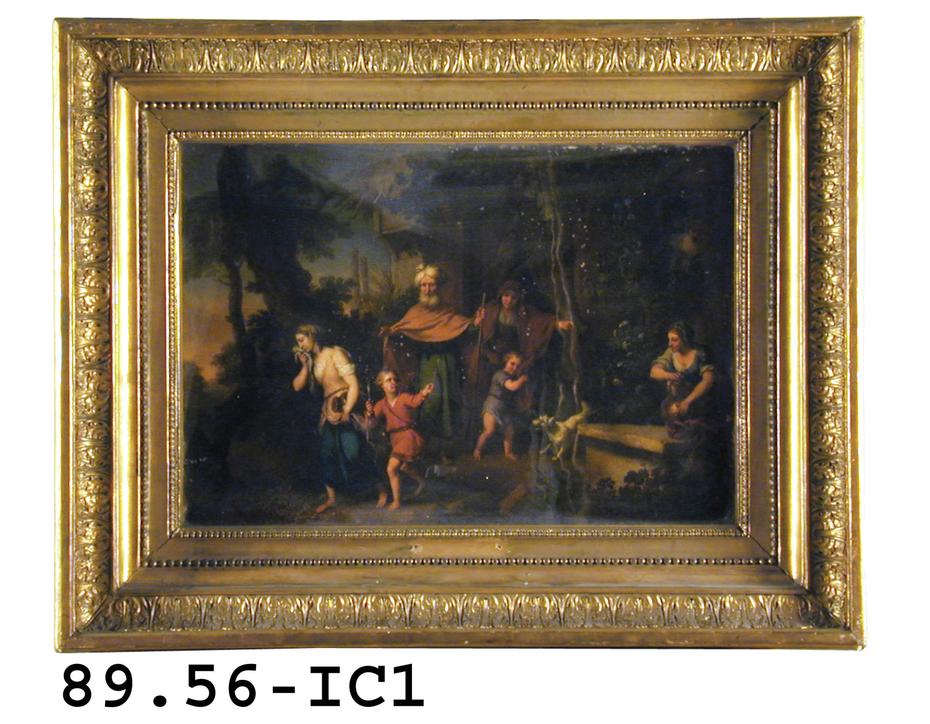 The Expulsion of Hagar
