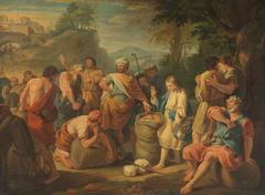 The Finding of the Money in Benjamin's Sack