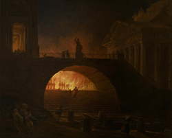 The Fire of Rome