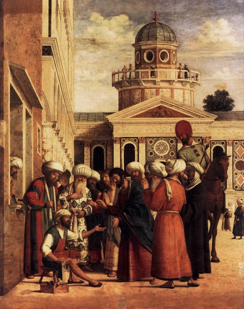 The Healing of Anianus