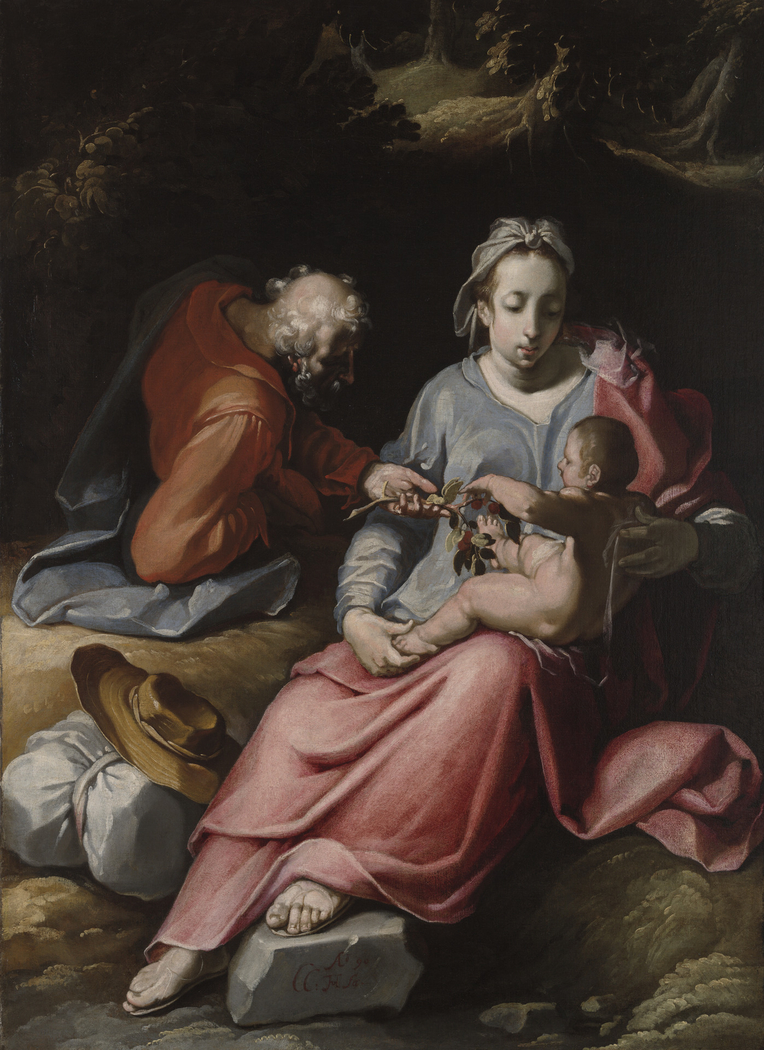 The HolyFamily