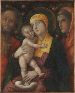 The Holy Family with Saint Mary Magdalen