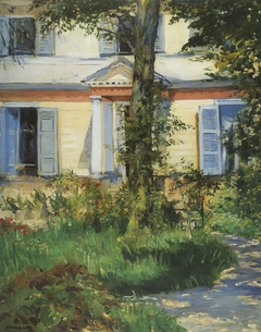 The House at Rueil (La Maison à Rueil)