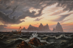 The Island of Træna in Nordland