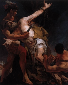 The Martyrdom of Saint Bartholomeo