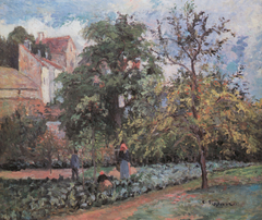 The Orchad at Maubuisson, Pontoise