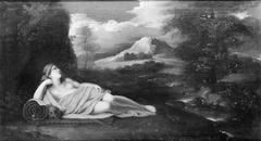 The Penitent Saint Mary Magdalene