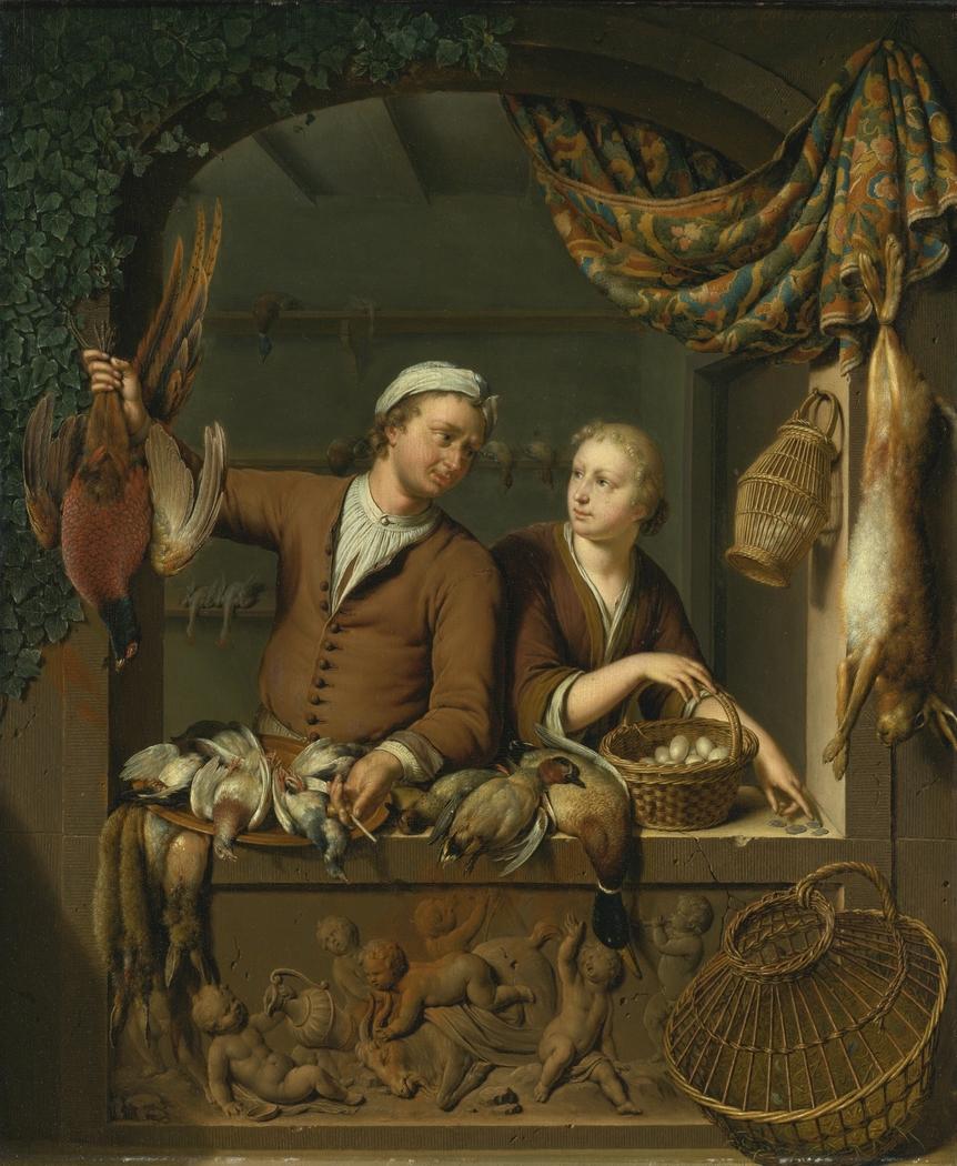 The Poulterer's Shop