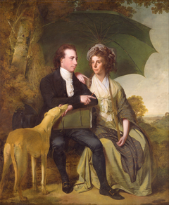 The Rev. and Mrs. Thomas Gisborne, of Yoxhall Lodge, Leicestershire