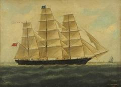 The ship Lennox Castle