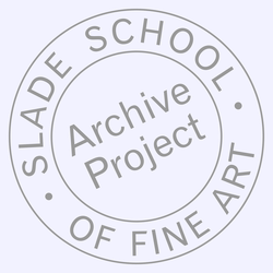 The Slade Archive Project