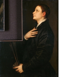 The Son of the Orator Francesco Filetto