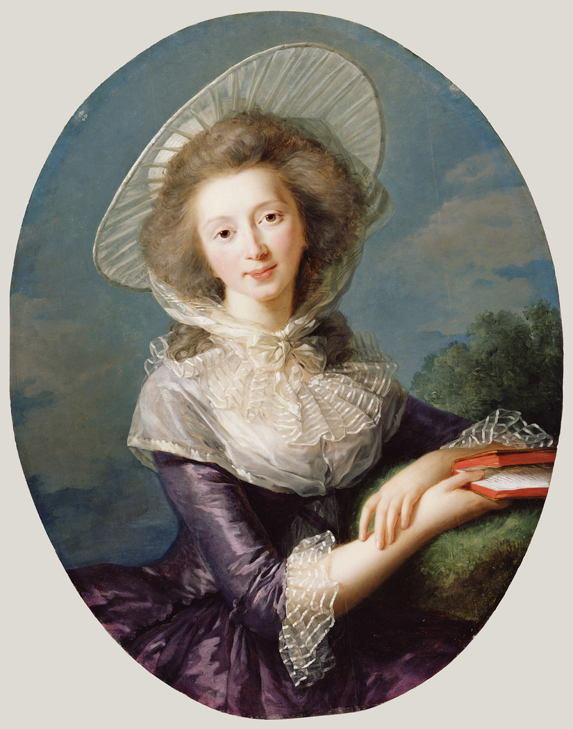 The Vicomtesse de Vaudreuil