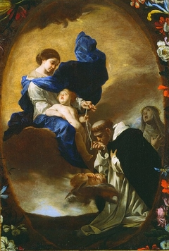 The Vision of St. Dominic