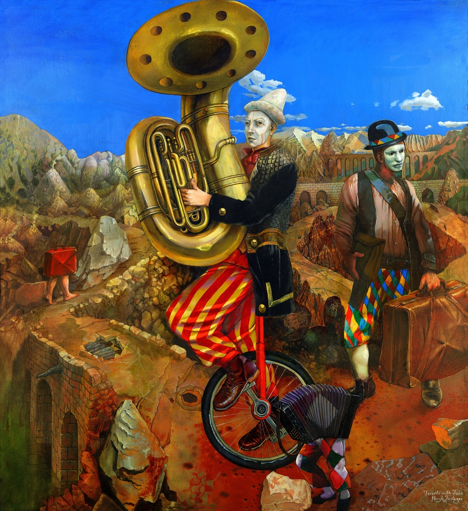 Travels with Tuba