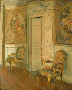 Untitled (Interior View)