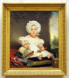 Portrait of Catharina Elisabeth Rente Linsen (1830-1890)