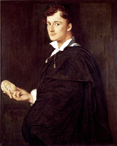 Portrait of Bartolini