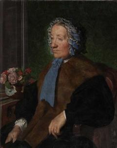 Madame Elie-Vincent Delaunay, née Arsène Le Roy (1795-1870), mère de l'artiste