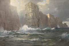 Untitled (Seacape Scene)