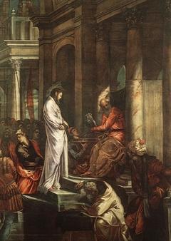 Cristo ante Pilato