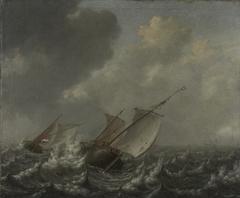 Vessels on a ChoppySea