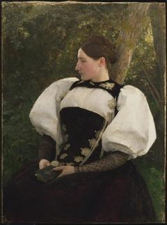 A Woman from Bern, Switzerland