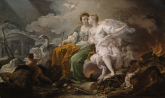 Allegory of Peace and Justice