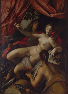 Allegory of Peace, Art and Abundance