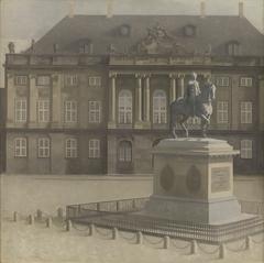 Amalienborg Square, Copenhagen