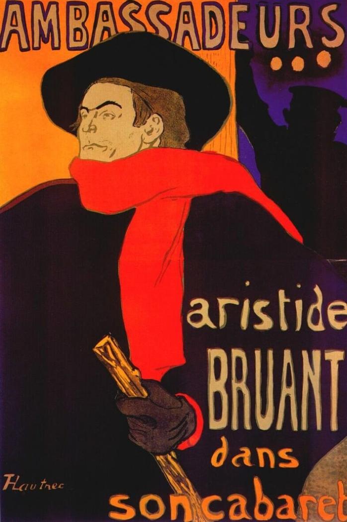 Ambassadeurs – Aristide Bruant