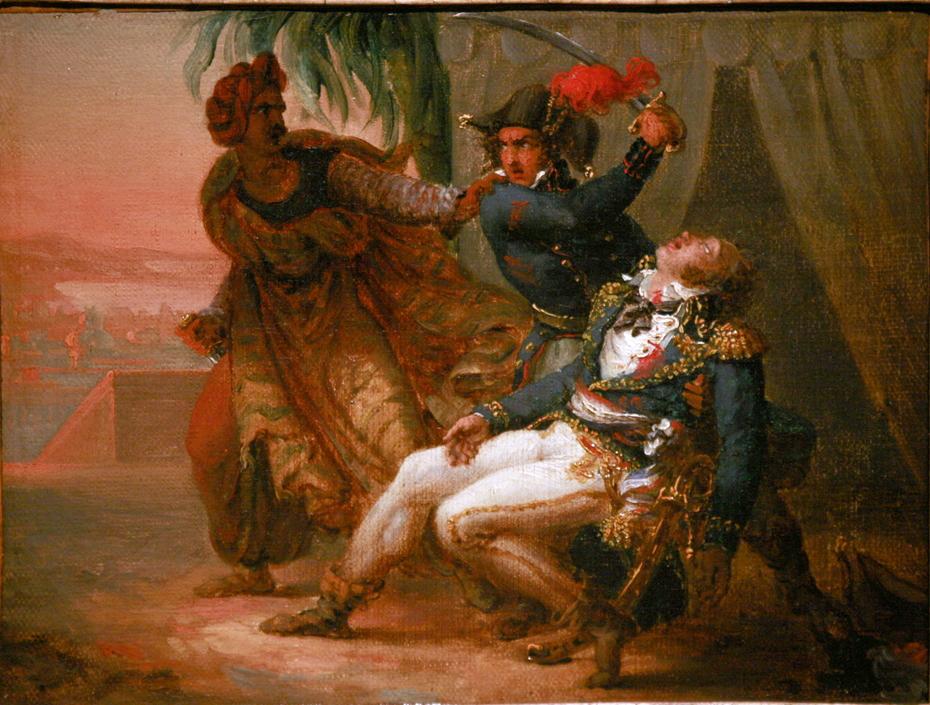 Assassinat de Kléber