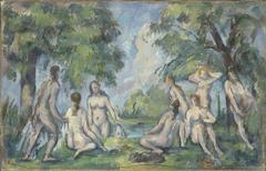 Bathers (musée Granet)