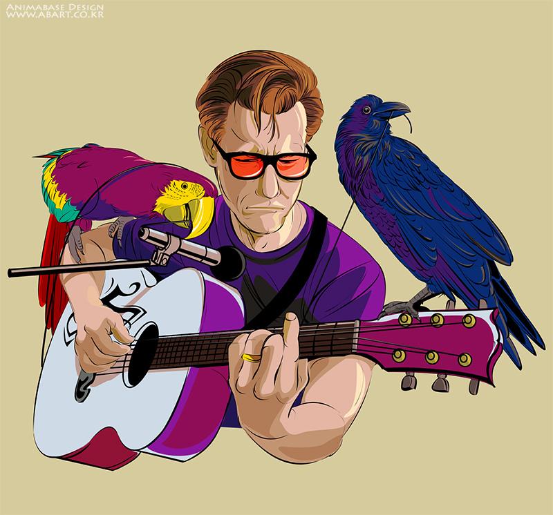 Bird musician