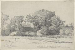 Boerderij bij Westerbork te Drenthe