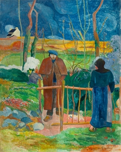 Bonjour Monsieur Gauguin