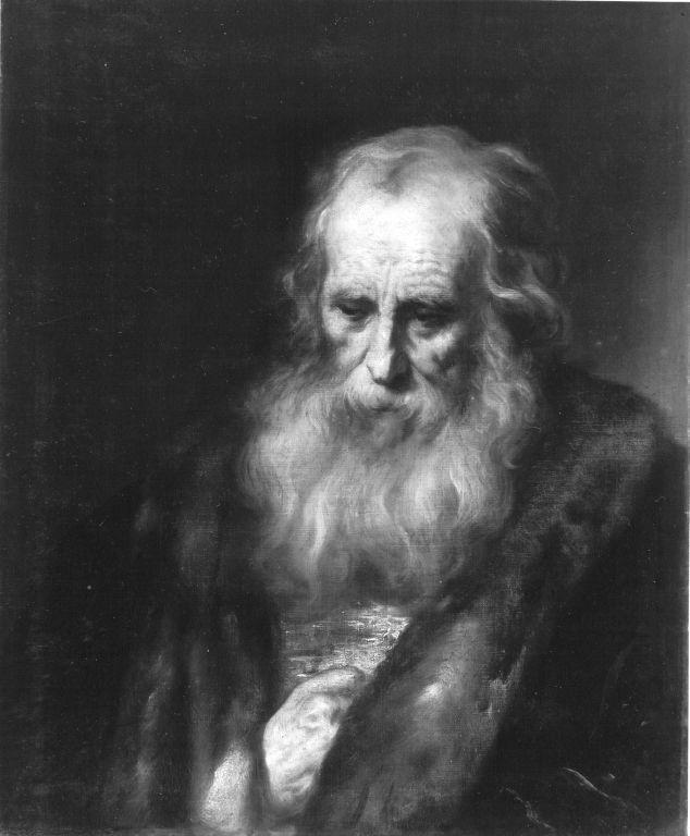 Brustbild eines alten Mannes (zugeschrieben)