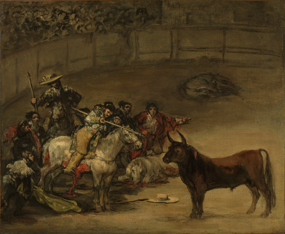 Bullfight, Suerte de Varas